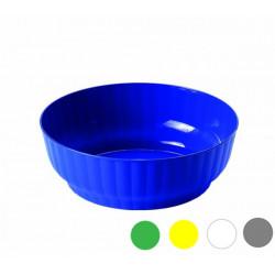 Miska plast 19cm různé barvy