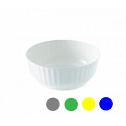 Miska plast 22cm různé barvy