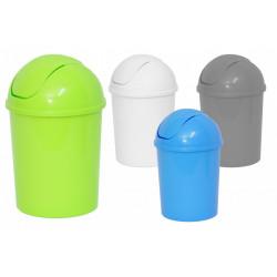 Koš odpadkový 5l různé barvy