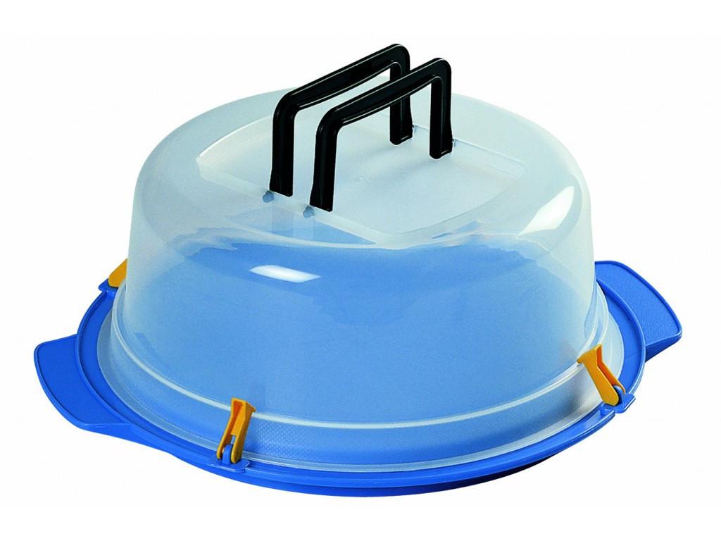 Podnos na dort s poklopem