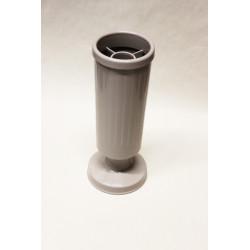 Váza na hrob zatížená 30cm šed