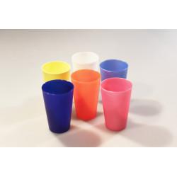 Sada pohárů 6ks 3dcl UH