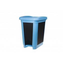 Koš odpadkový šlapací 35L plastový