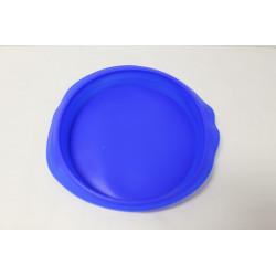 Forma kruh 20 cm silikon