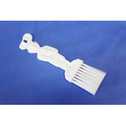 Mašlovačka kuchař plast 14cm