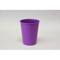 Pohár 350 ml fialový