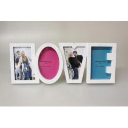 Fotorámeček Love 43 x 17 cm