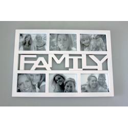 Fotorámeček Family na 6 fotek