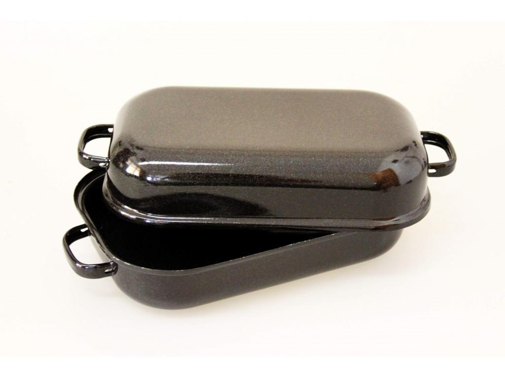Dvoupekáč černý s pihou 40cm 6,2l