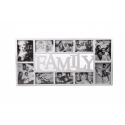 Fotorámeček Family 72 x 36 cm