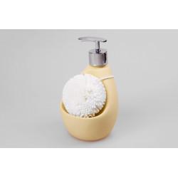 Dávkovač na mýdlo s houbičkou