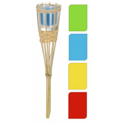 Pochodeň bambus mix barev