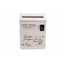 Schránka poštovní 29,5x21x6cm