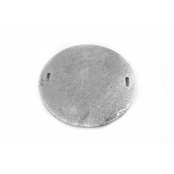 Plát litina kruh velký 21cm