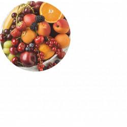 Víčka Twist 82 10 ks ovoce