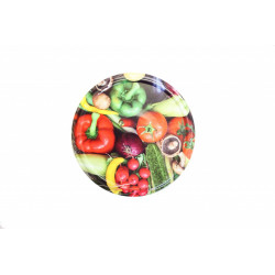 Víčka TWIST 82 10ks zelenina