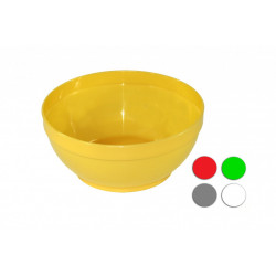 Miska polévková 500ml mix barev