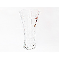 Váza sklo 24x14cm