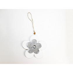 Dekorace květ 12cm