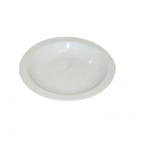 Talíř plytký 23 cm mix plastový