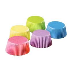 Košíčky cukrářské muffiny barevné 100ks