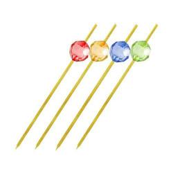 Napichovátka bambusová Perla 100ks