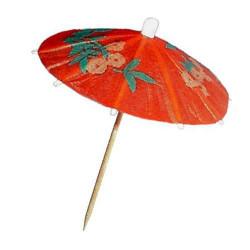 Napichovátko deštník 6ks