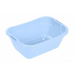 Vanička umělá hmota 23L bl.modrá