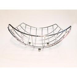 Košík drátěný hranatý