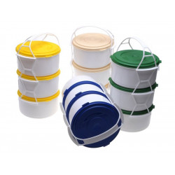 Jídlonosič rodinný mix barev