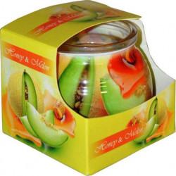 Svíčka Miral med,meloun