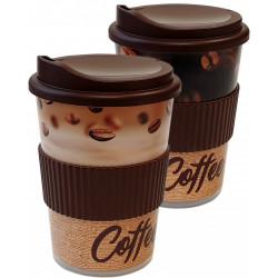 Kelímek 2,5dl Coffee mix