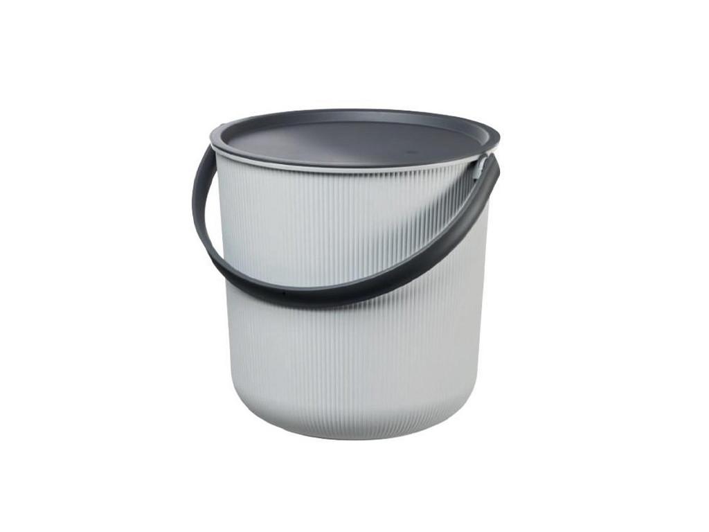 Vědro/servírovací stolek 10l AKITA