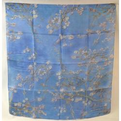 Šátek 70x70cm Almond Blossom
