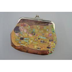 Peněženka Klimt Kiss