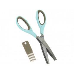 Nůžky multifukční s čističem