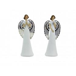 Anděl dekorace, mix dekorů
