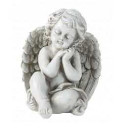 Anděl 20cm sedící