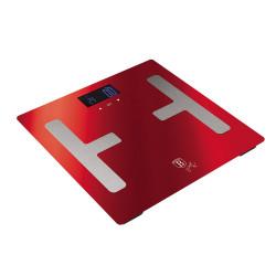 Váha osobní 150kg Burgundy