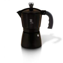 Kávovar 6 osob Shiny Black