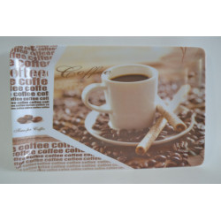 Podnos Coffee Time31x19,5x2,5cm