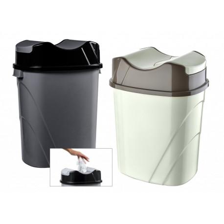 Koš odpadkový 50l různé barvy