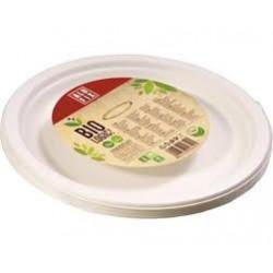 BIO talíř plytký 23cm 12ks