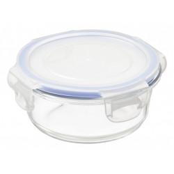Dóza Lyngby 0,4l sklo+plast